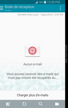 Samsung N915FY Galaxy Note Edge - E-mail - Configuration manuelle - Étape 4