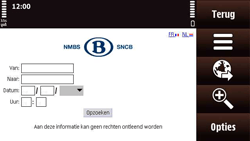 Nokia N97 Mini - Internet - Internetten - Stap 12