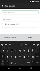 HTC Desire 620 - Email - Manual configuration - Step 6