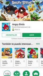 Samsung Galaxy S7 - Android Nougat - Aplicaciones - Descargar aplicaciones - Paso 18