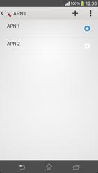 Sony C5303 Xperia SP - Internet (APN) - Como configurar a internet do seu aparelho (APN Nextel) - Etapa 16