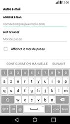 LG X Power - E-mail - Configuration manuelle - Étape 6