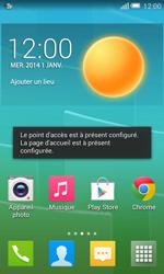 Alcatel Pop S3 (OT-5050X) - Paramètres - Reçus par SMS - Étape 6