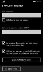 Microsoft Lumia 435 - E-mail - Configuration manuelle - Étape 16