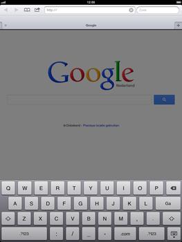 Apple iPad 4 - Internet - Internet gebruiken - Stap 9