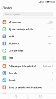 Huawei Mate 9 - Bluetooth - Conectar dispositivos a través de Bluetooth - Paso 3