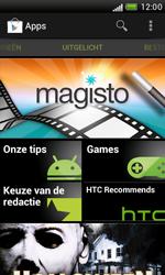 HTC T328e Desire X - Applicaties - Applicaties downloaden - Stap 18