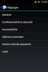 Sony ST23i Xperia Miro - Internet - configuration manuelle - Étape 22