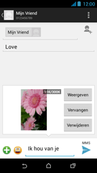 HTC Desire 310 - MMS - Afbeeldingen verzenden - Stap 17