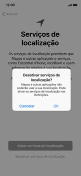 Apple iPhone XS - Primeiros passos - Como ligar o telemóvel pela primeira vez -  21