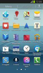 Samsung Galaxy S3 Mini - Mensajería - Configurar el equipo para mensajes de texto - Paso 3