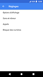 Sony Xperia X Compact - Android Oreo - Messagerie vocale - configuration manuelle - Étape 7