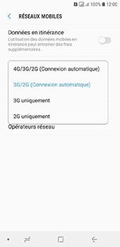 Samsung Galaxy A6 - Réseau - activer 4G - Étape 7