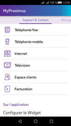 Huawei Y5 II - Applications - MyProximus - Étape 21