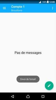 Sony Xperia Z5 Premium - Android Nougat - E-mail - envoyer un e-mail - Étape 16