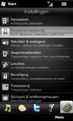 HTC T8585 HD II - MMS - handmatig instellen - Stap 4
