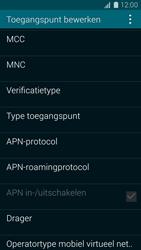 Samsung Galaxy K Zoom 4G (SM-C115) - Internet - Handmatig instellen - Stap 11