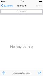 Apple iPhone SE iOS 10 - E-mail - Escribir y enviar un correo electrónico - Paso 3