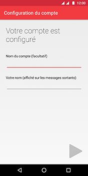 Motorola Moto G6 - E-mails - Ajouter ou modifier un compte e-mail - Étape 21
