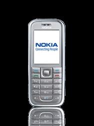 Nokia 6233 - Internet - Overzicht mogelijkheden - Stap 5