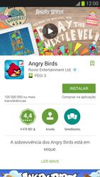 Samsung Galaxy S3 - Aplicações - Como pesquisar e instalar aplicações -  17
