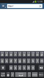 Samsung C105 Galaxy S IV Zoom LTE - Internet - navigation sur Internet - Étape 4