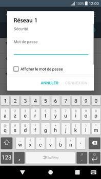 Sony Xperia XA1 Plus - WiFi et Bluetooth - Configuration manuelle - Étape 7