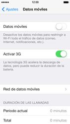 Apple iPhone 5s - Internet - Configurar Internet - Paso 4