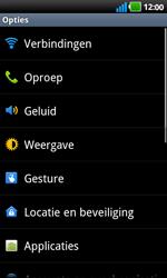LG P970 Optimus Black - Bluetooth - koppelen met ander apparaat - Stap 6