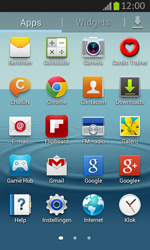 Samsung S7710 Galaxy Xcover 2 - Internet - Uitzetten - Stap 3