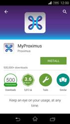 Sony D2203 Xperia E3 - Applications - MyProximus - Step 8