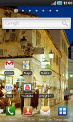 Samsung I9000 Galaxy S - Voicemail - handmatig instellen - Stap 1