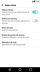 LG X Power - Internet (APN) - Como configurar a internet do seu aparelho (APN Nextel) - Etapa 5