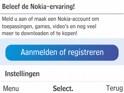 Nokia Asha 210 - Applicaties - Applicaties downloaden - Stap 7