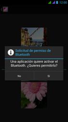 BQ Aquaris 5 HD - Bluetooth - Transferir archivos a través de Bluetooth - Paso 11
