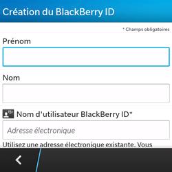 BlackBerry Q5 - Applications - Télécharger des applications - Étape 8
