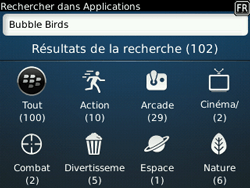 BlackBerry 8520 - Applications - Télécharger une application - Étape 16