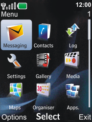 Nokia 6600i slide - MMS - Automatic configuration - Step 6