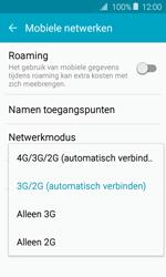 Samsung J120 Galaxy J1 (2016) - Netwerk - 4G/LTE inschakelen - Stap 6