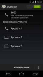 Acer Liquid E600 - WiFi en Bluetooth - Bluetooth koppelen - Stap 6