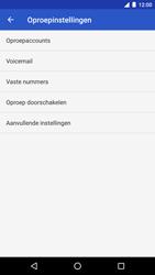 LG Nexus 5x - Android Nougat - Voicemail - Handmatig instellen - Stap 7