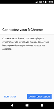 Sony Xperia XZ2 - Internet - Navigation sur Internet - Étape 4