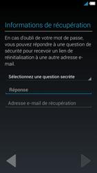 Bouygues Telecom Ultym 4 - Premiers pas - Créer un compte - Étape 13