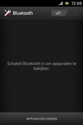 Sony ST21i Xperia Tipo - Bluetooth - Koppelen met ander apparaat - Stap 5