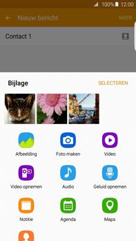 Samsung G928F Galaxy S6 edge plus - MMS - hoe te versturen - Stap 16