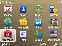 Nokia E72 - Réseau - utilisation à l'étranger - Étape 6