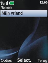 Nokia 6600i slide - E-mail - E-mails verzenden - Stap 7