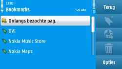 Nokia N97 - Internet - Handmatig instellen - Stap 18
