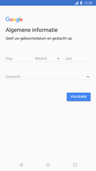 Nokia 8 Sirocco - Applicaties - Account aanmaken - Stap 7