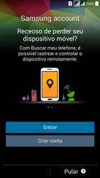 Samsung G530FZ Galaxy Grand Prime - Primeiros passos - Como ativar seu aparelho - Etapa 15